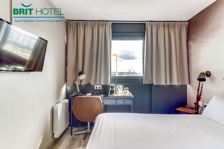 BRIT HOTEL SAINT-NAZAIRE CENTRE