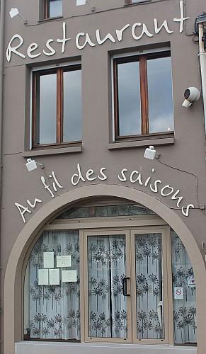 RESTAURANT AU FIL DES SAISONS