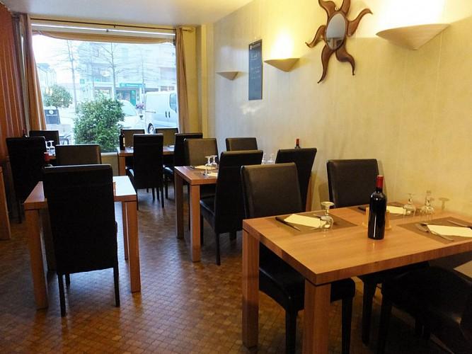 RESTAURANT HOTEL LE CHEVAL BLANC