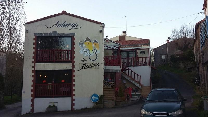 AUBERGE DES 3 MOULINS DE BOUSSAY