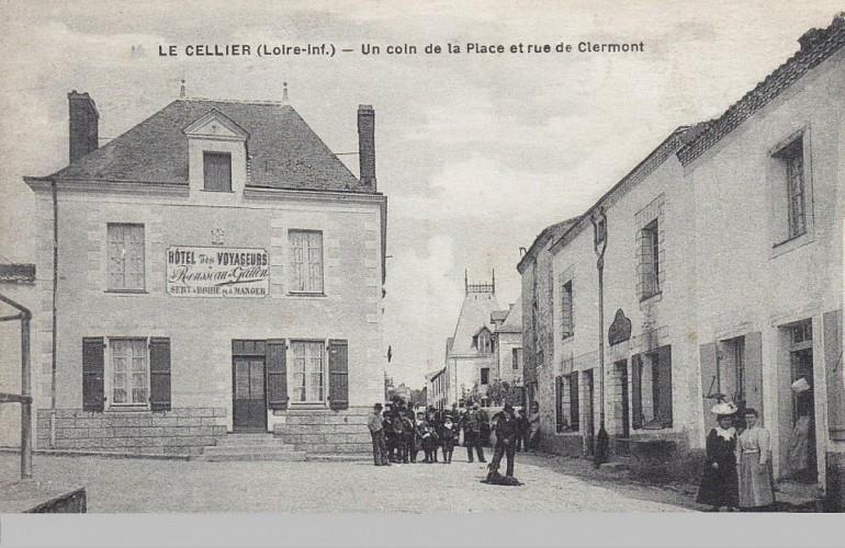 RESTAURANT LE CLOS DU CELLIER