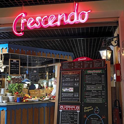RESTAURANT CAFETERIA CRESCENDO