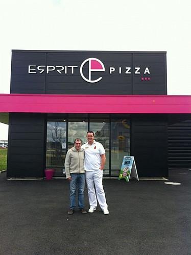 RESTAURATION À EMPORTER - ESPRIT PIZZA