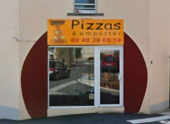 RESTAURANT RAPIDE DAMILY PIZZAS