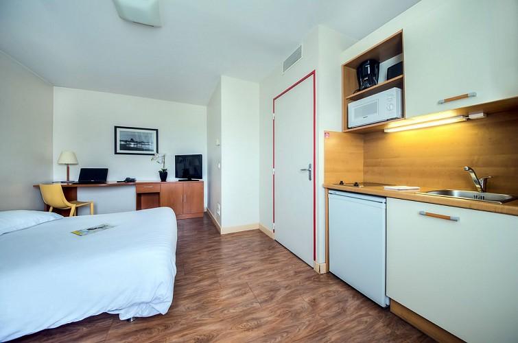 ZENITUDE HOTEL RESIDENCES - LES PORTES DE L'OCEAN
