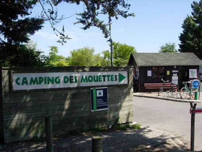 CAMPING MUNICIPAL LES MOUETTES