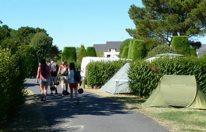 CAMPING MUNICIPAL LES MOUETTES