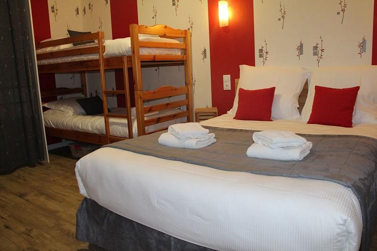 HOTEL AU PETIT BONHEUR