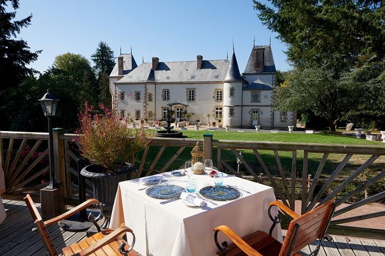 CHÂTEAU HOTEL RESTAURANT LE BOISNIARD