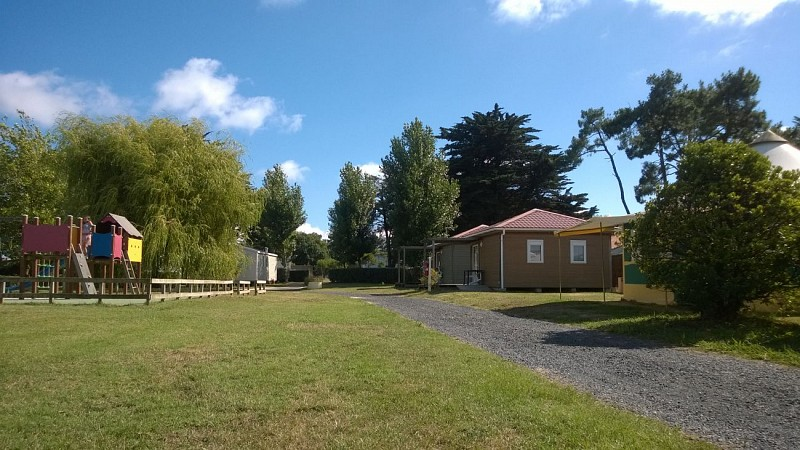CAMPING LES GATINELLES