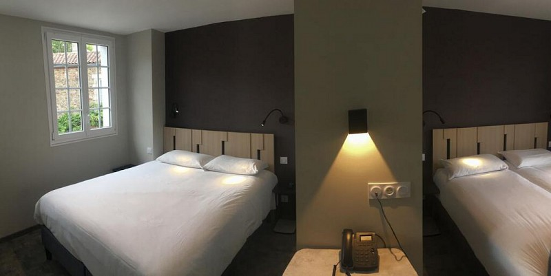 HOTEL-RESTAURANT LES 3 PILIERS