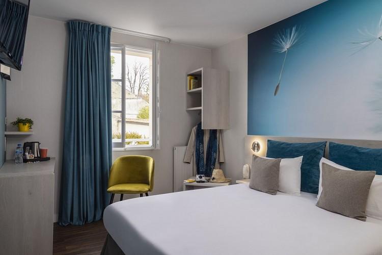 HOTEL-RESTAURANT LE FONTARABIE