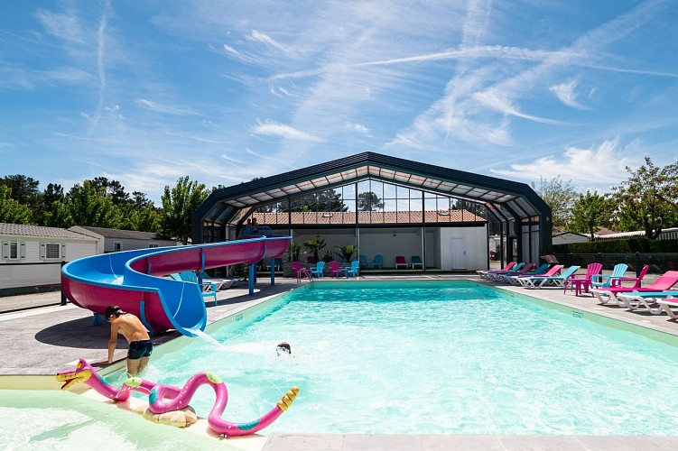 CAMPING LA PAREE DU BOTH