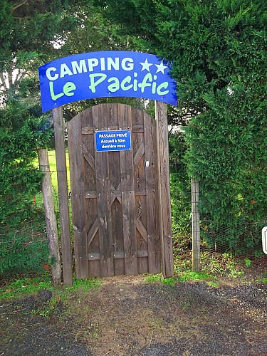 CAMPING LE PACIFIC