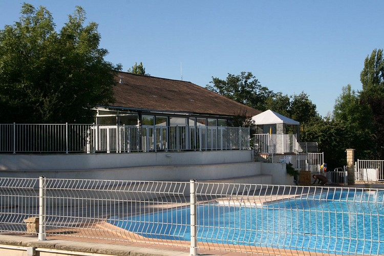 CAMPING NATURISTE LE COLOMBIER