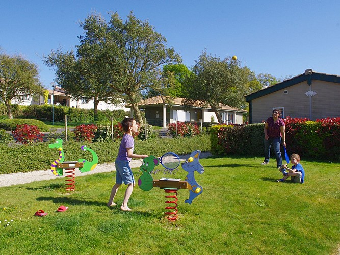CAMPING LES OUCHES DU JAUNAY