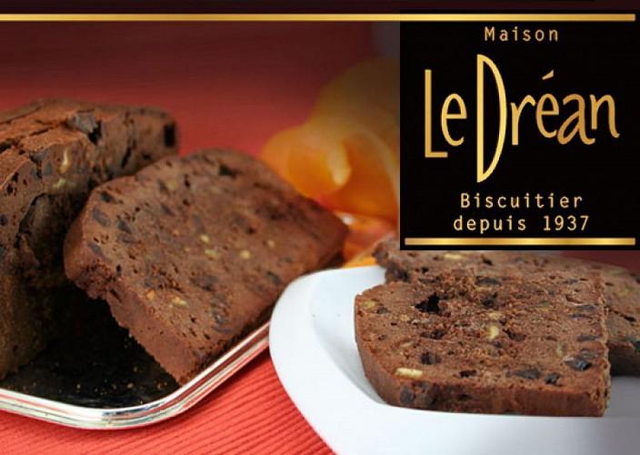 MAISON LE DRÉAN - BISCUITERIE CHOCOLATERIE