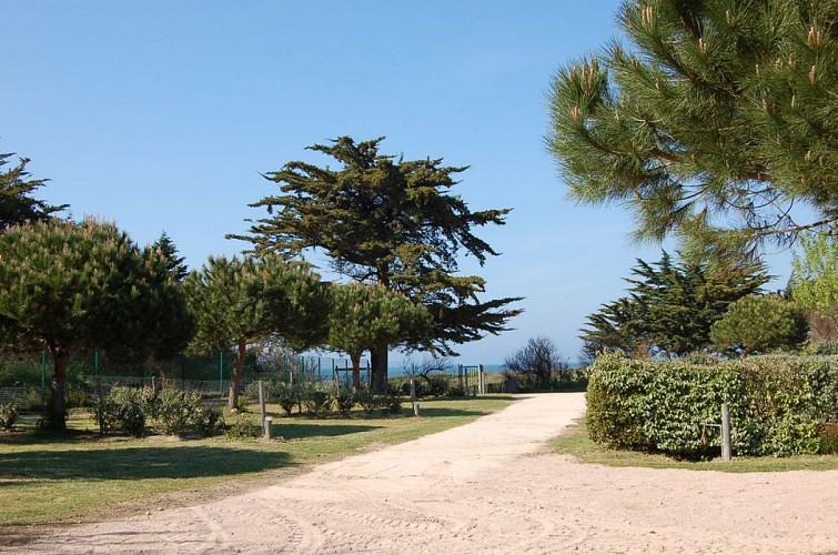 CAMPING MUNICIPAL DE L'ÎLE D'YEU