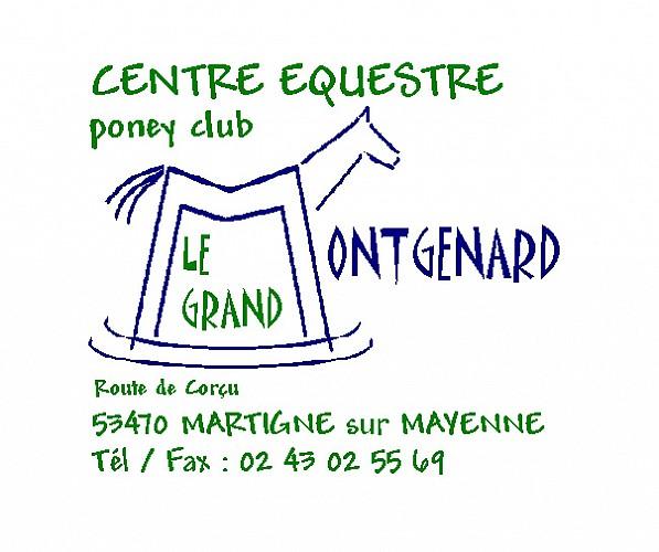 CENTRE EQUESTRE LE GRAND MONTGENARD