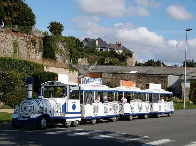 PETIT TRAIN TOURISTIQUE - LE CASTROGONTERIEN