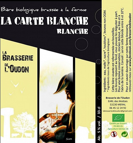 BRASSERIE DE L'OUDON