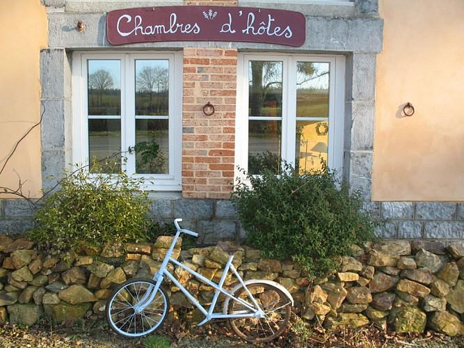CHAMBRE D'HÔTES LA CHAUSSÉE D'OLIVET