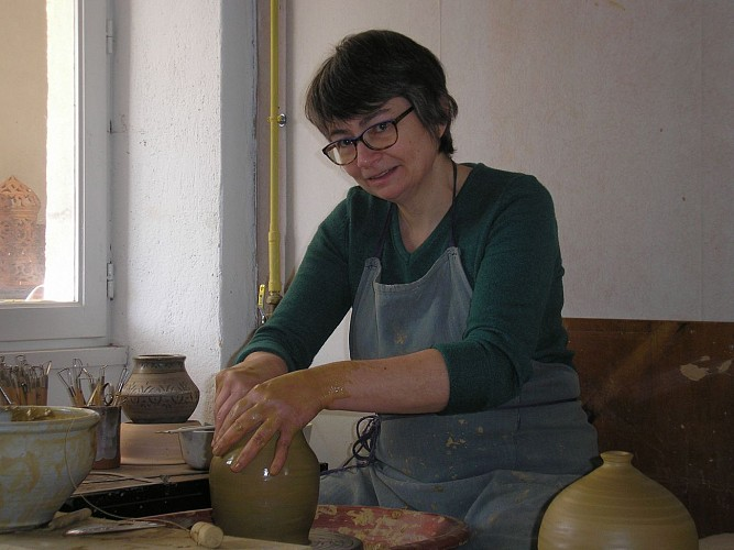 MARIE-CLAIRE POTERIE
