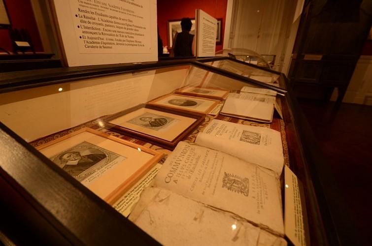 MUSÉE REGIONAL D'HISTOIRE PROTESTANTE - CHÂTEAU DU BOIS TIFFRAIS