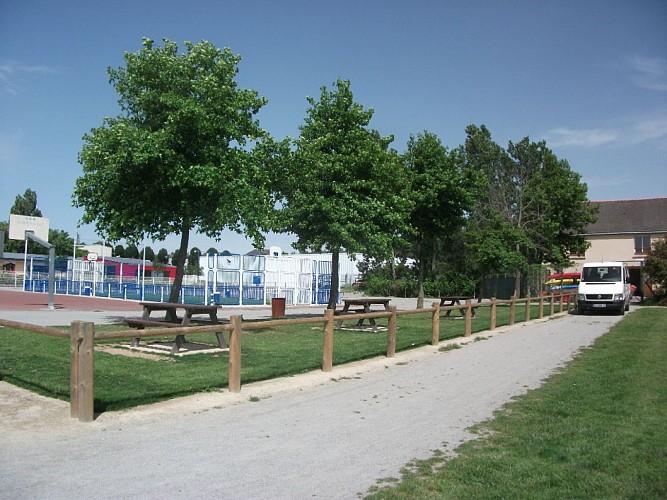 SKATE PARK NORT SUR ERDRE