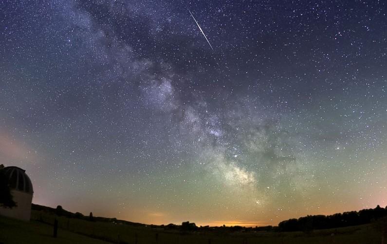OBSERVATOIRE ASTRONOMIQUE DE SAINT-SATURNIN
