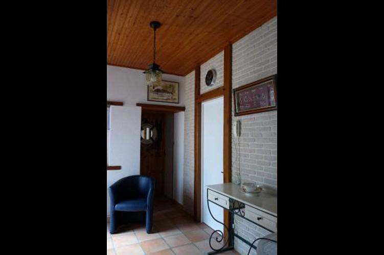 Ancienne maison de pêcheur sur l'île de Noirmoutier