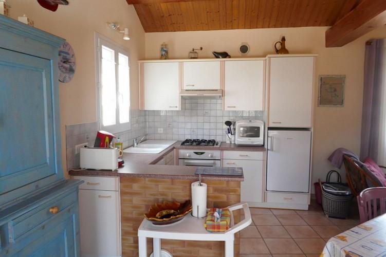 Maison au calme dans une impasse sur l'Ile de Noirmoutier