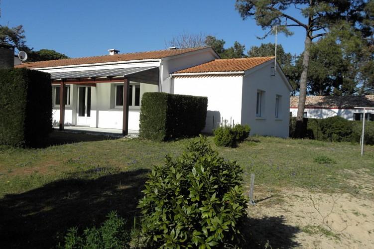 Maison proche de l'Océan et de la Forêt à St Hilaire de Riez