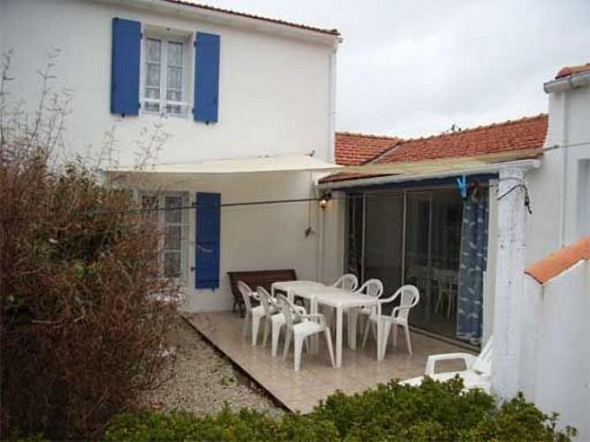 Maison pour 6 personnes à la Guérinière - Ile de Noirmoutier