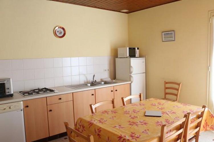 Maison de vacances à deux pas de la forêt des Pays de Monts