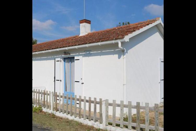 Maison en lisière de forêt à Saint Hilaire de Riez