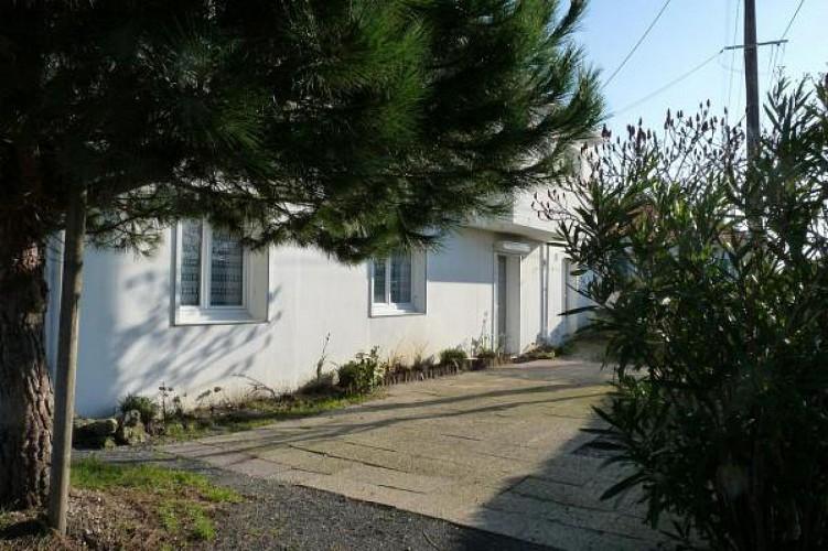 Maison mitoyenne sur l'Ile de Noirmoutier