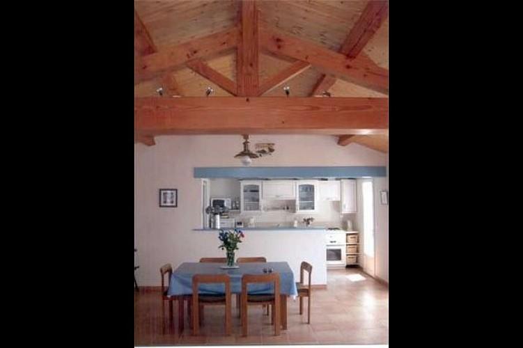 Maison neuve à proximité du Bois de la Chaize sur l'île de Noirmoutier
