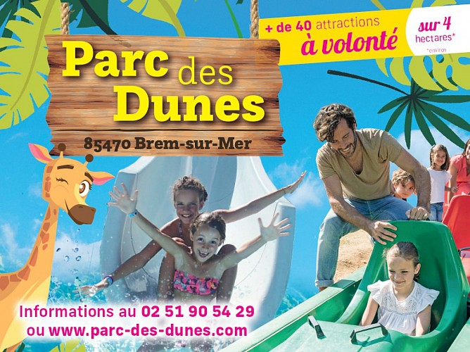 PARC D'ATTRACTIONS DES DUNES
