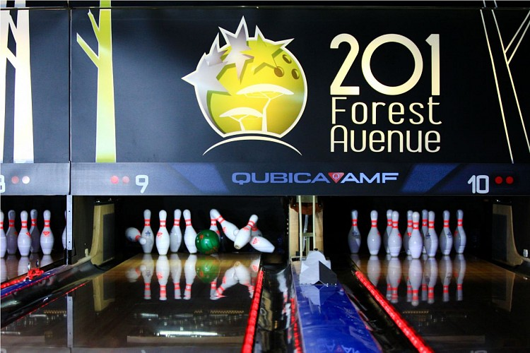 201 FOREST AVENUE - BOWLING - LASER GAME
