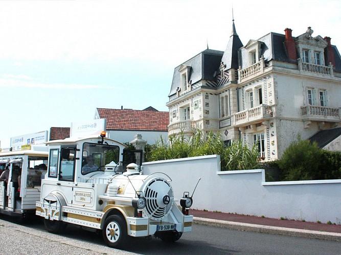 LE PETIT TRAIN DE ST HILAIRE DE RIEZ