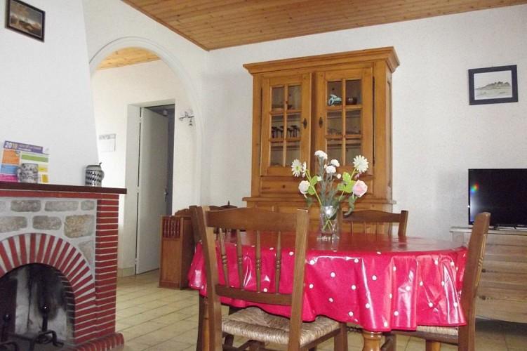 Maison à NOIRMOUTIER