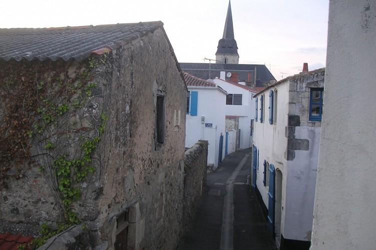 Maison de pêcheur dans le vieux Saint Gilles