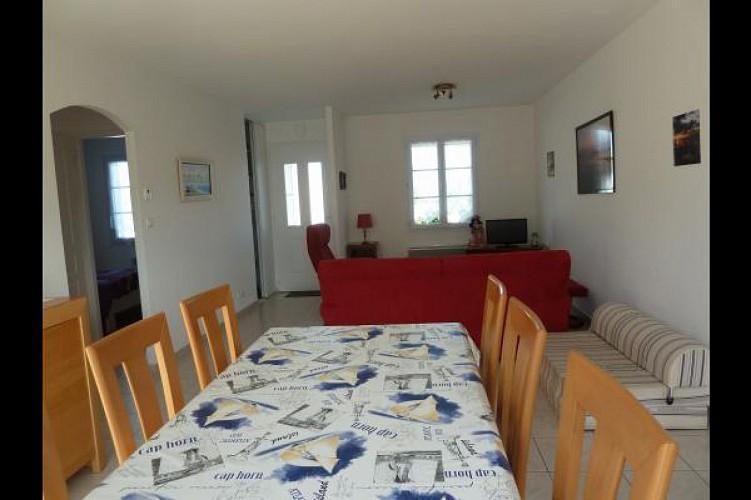 Maison à Saint-Gilles-Croix-De-Vie