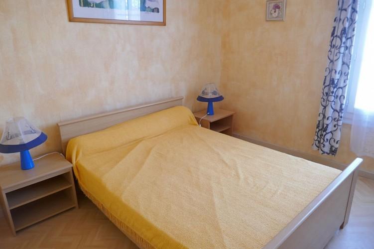 Maison située dans le quartier de la Bosse sur l'île de Noirmoutier