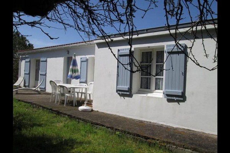 Ile de Noirmoutier - Maison proche de la plage à Barbâtre
