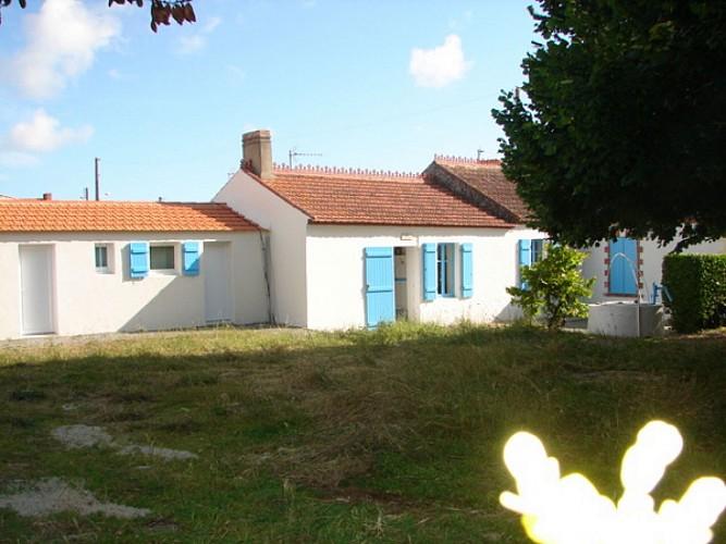Ile de Noirmoutier - Maison proche école de voile