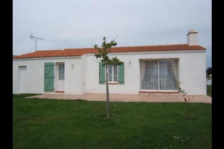 Maison proche de la plage et du bourg de Barbâtre sur l'île de Noirmoutier