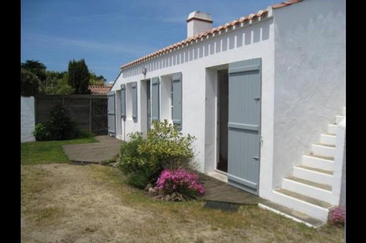 Maison proche de la plage de la Martinière sur l'île de Noirmoutier