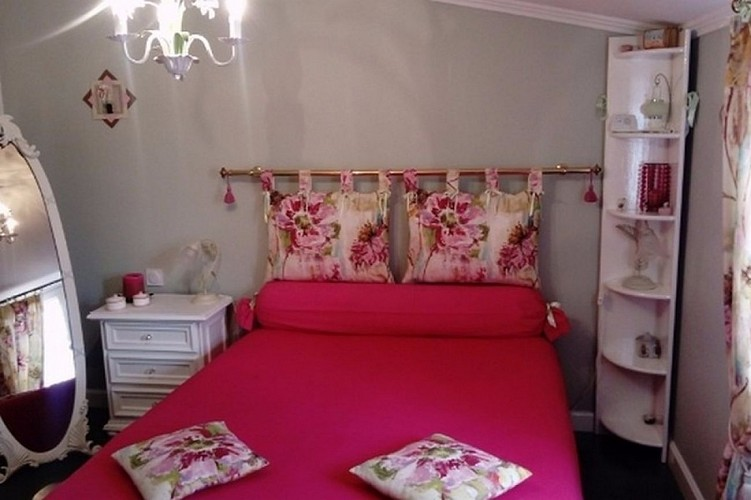 La chambre d'Emilie